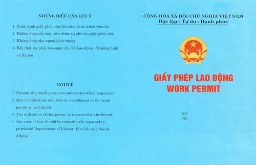 Quy Định giấy phép lao động cho người nước ngoài | Hcmlawfirm.vn